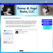 Bootsy & Angel Books